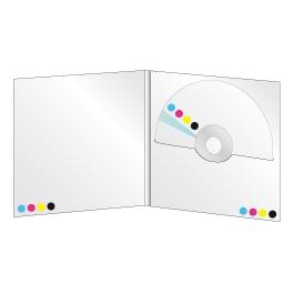 1000 CD en digifile 2 volets 1CD