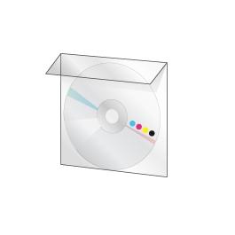 1000 DVD 9Go en pochette plastique