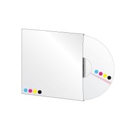 50 DVD 5Go en pochette cartonnée