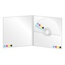 100 CD en digifile 2 volets 1CD