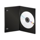 DVD en boitier Slimbox Thinpack noir sans livret