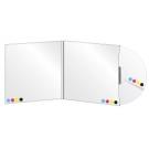 100 CD en digisleeve 2 volets