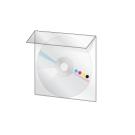 100 CD en pochette plastique